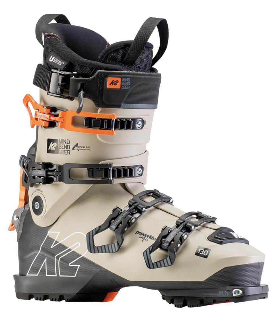 Men's Freeride skiboots Total Feet