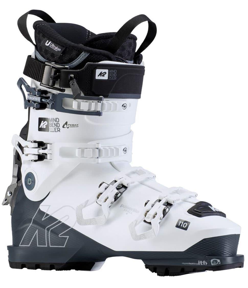 chaussure de ski freerando dame K2 mindbender 110Wn'
