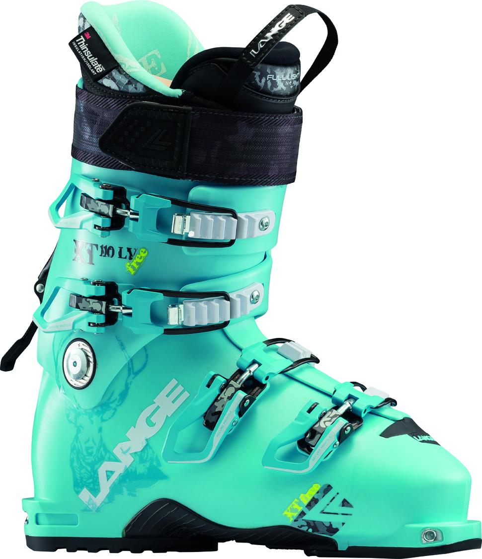 Chaussure de ski Freerando Dame LANGE XT 110 Free LV_ 19-20