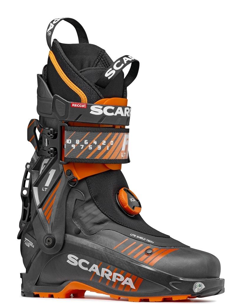 chaussure de ski de randonnée Scarpa F1 Lite