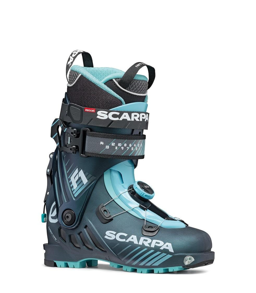 chaussure ski de randonnée Dame SCARPA F1 Wn's
