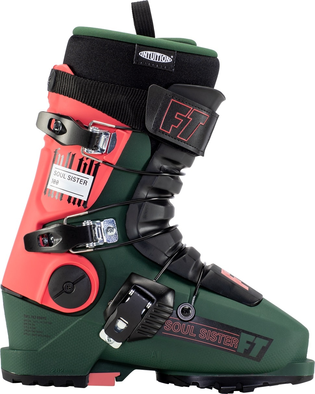 Chaussure de ski FT Soul sister 100GW