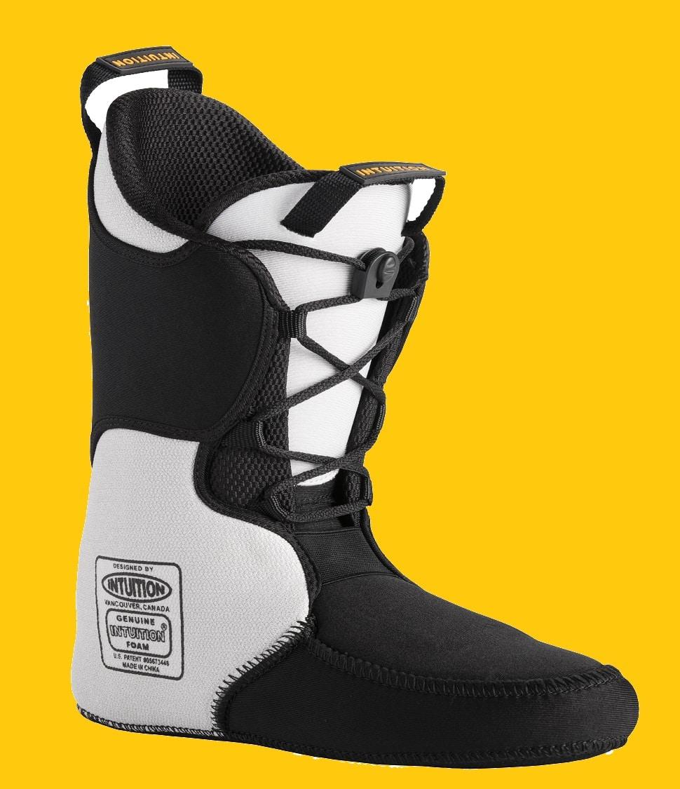 chausson chaussure de ski sur mesure thermo INTUITION FX Race