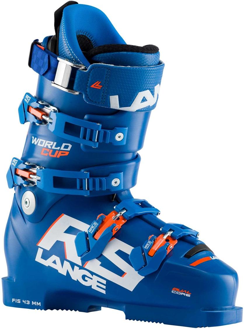 chaussure de ski racing LANGE WC ZB