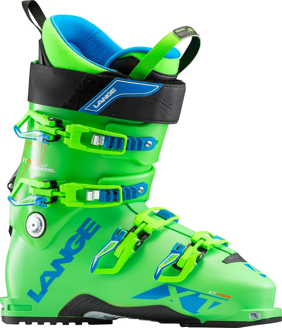 chaussure de ski freerando LANGE Free Pro Model_19-20