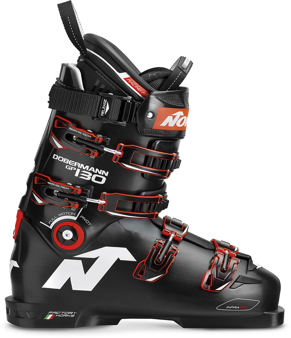 chaussure de ski racing Nordica Dobermann GP 130