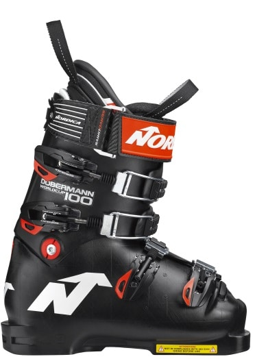chaussure de ski racing nordica Doberman WC EDT 100