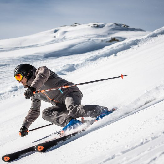 Skieur performance