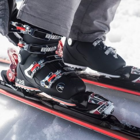 Chaussures ski piste Hommes