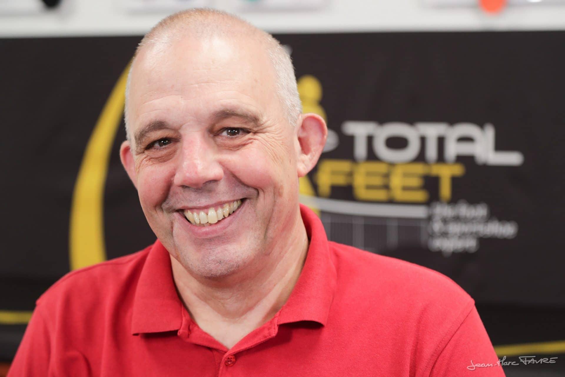 Mark Festor Total Feet