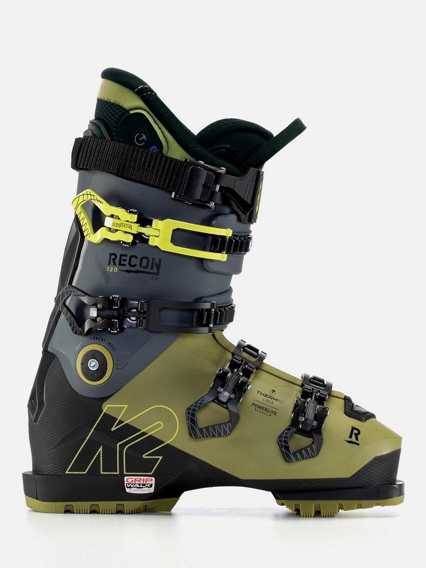 chaussure de ski chauffante K2 recon 120 Heat