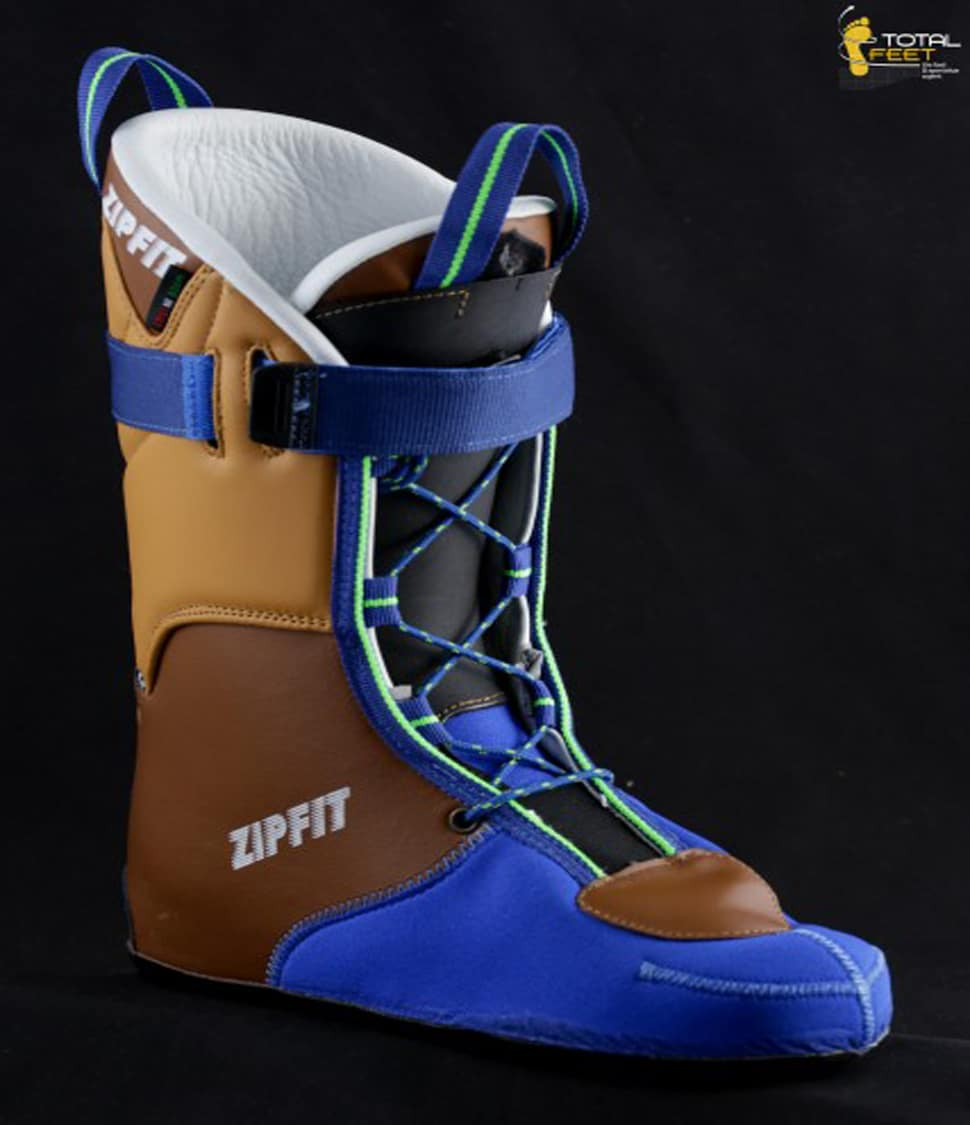 chausson ZIPFIT Gd Prix leather