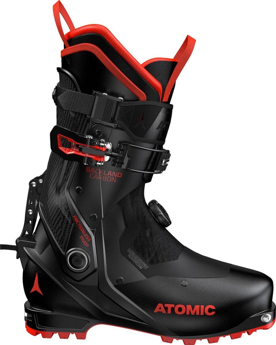 Chaussure de ski de randonnée Atomic Backland Carbon boa