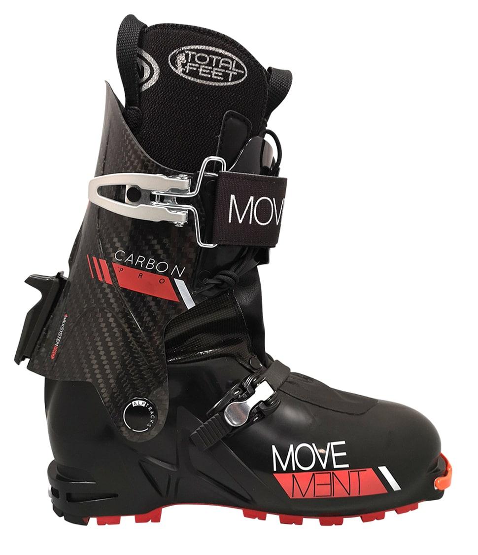 chaussure de ski randonnée Movement carbon Pro Total Feet
