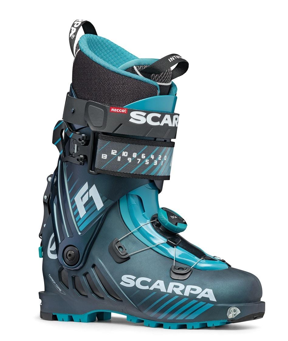 Chaussure de ski de randonnée Scarpa F1 Mn's