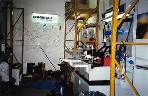 Centre de formation Conform'able SEVYSA SPORT CH 1995