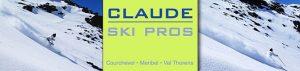 logo Claude ski pros