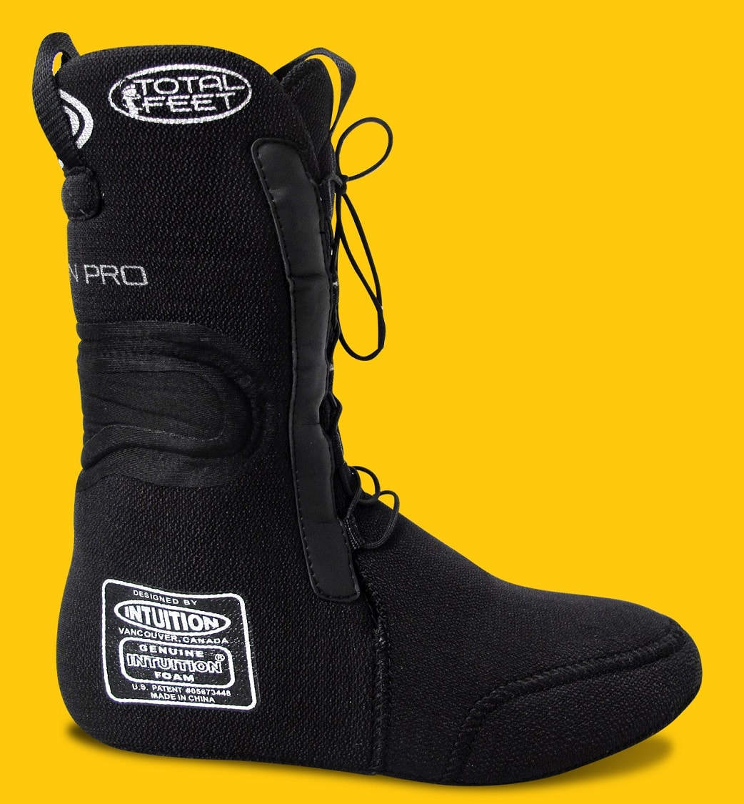 Total Feet Mountain Pro liner by Intuition