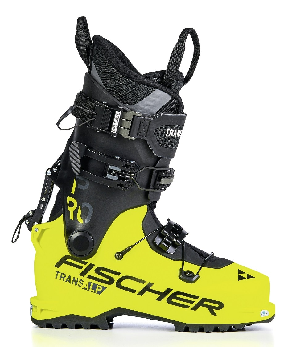 Chaussure de ski freerando Fischer Transalp Pro